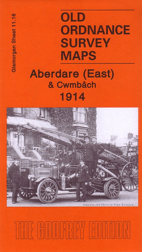 Aberdare East & Cwmbach 1914.