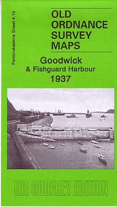 Goodwick & Fishguard Harbour 1937.