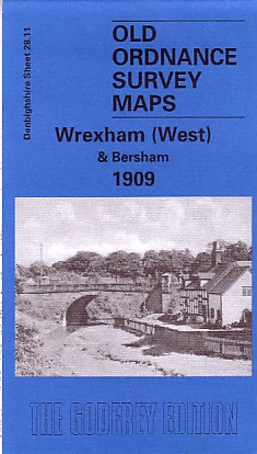 Wrexham (West) & Bersham 1909.