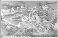 East Glamorgan Hospital.