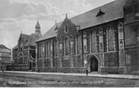 Tyndall St Church & School.