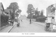 Llanishen Village, 1906.