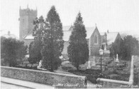 Llanishen Church.