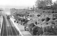 Llanishen Station.