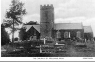 St Mellons Church.