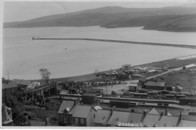 Goodwick Fairground on front.