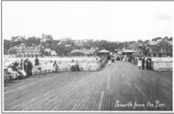 Penarth from Pier.