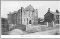 Trinity Methodist Chapel.