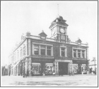 Old Market & Town Hall.