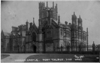 Margam Castle.