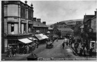 Tonypandy Square.